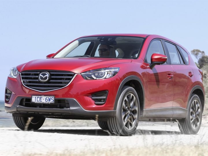 AUSTRALIA'S BEST-SELLING SUV PACKS IN MORE STANDARD SAFETY