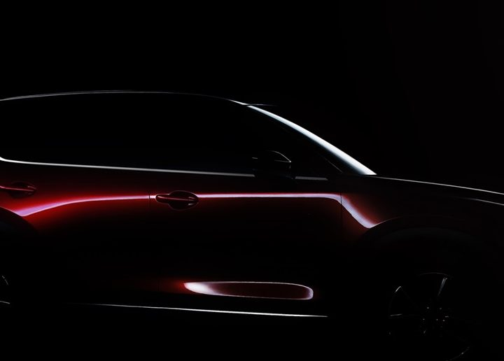 NEXT-GEN MAZDA CX-5 TO PREMIERE AT LOS ANGELES AUTO SHOW