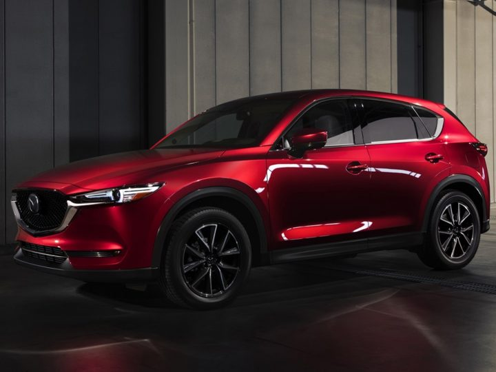MAZDA DEVELOPS NEW BODY COLOUR – SOUL RED CRYSTAL
