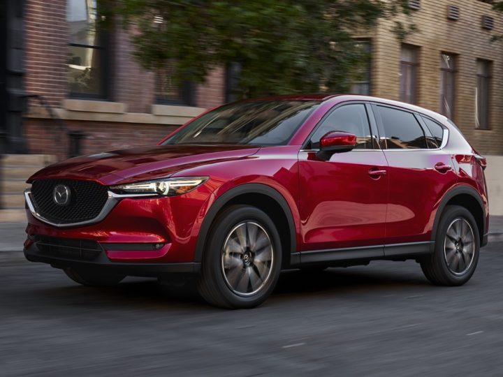 MAZDA UNVEILS THE NEXT-GEN MAZDA CX-5