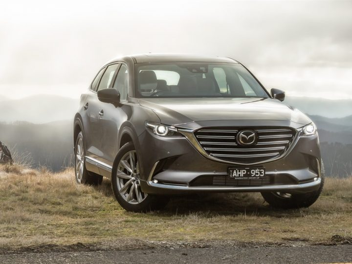 BRAND-NEW MAZDA CX-9 AND MAZDA2 WIN DRIVE CAR OF THE YEAR AWARDS