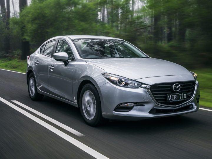 RECORD SALES START FOR MAZDA