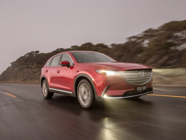 MORE AWARDS FOR BRAND-NEW MAZDA CX-9
