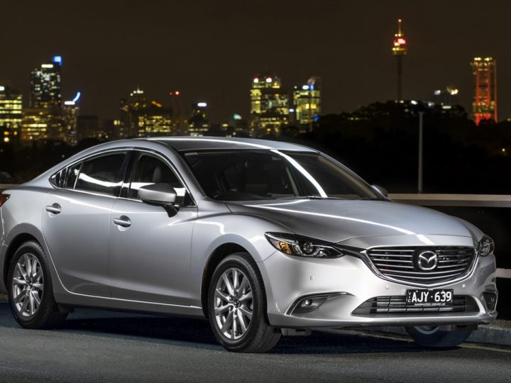 MAZDA6 & MAZDA CX-3 RECOGNISED AS AUSTRALIA'S BEST CARS
