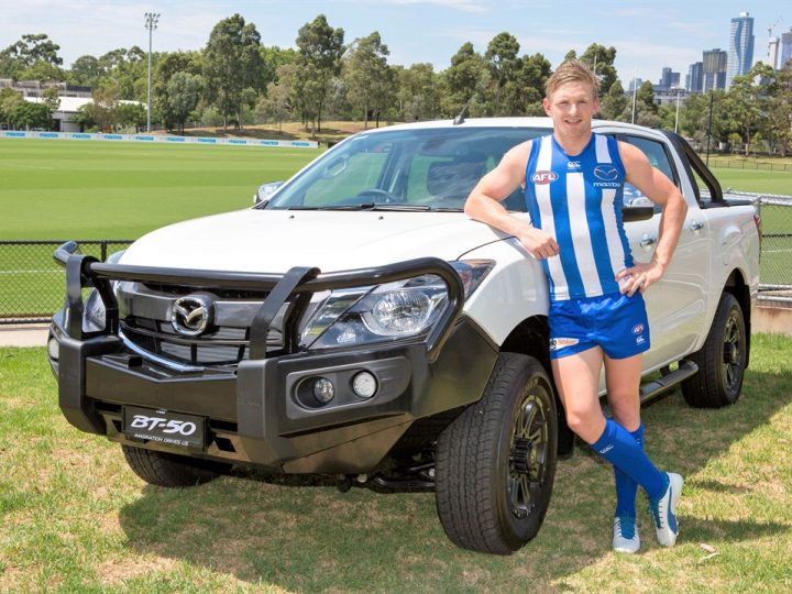JACK ZIEBELL AND MAZDA JOIN FORCES