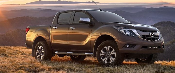 MAZDA BT-50: DESIGNED TO DO IT ALL