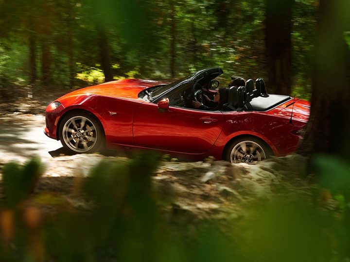 PASSION MEETS PERFORMANCE IN THE NEW MAZDA MX-5