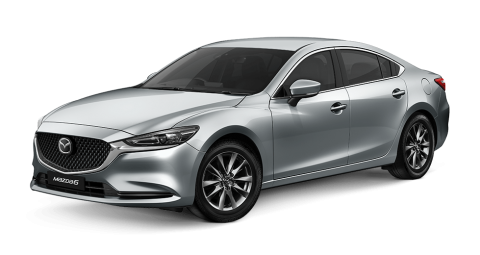 silver (sport) mazda 6 for sale perth