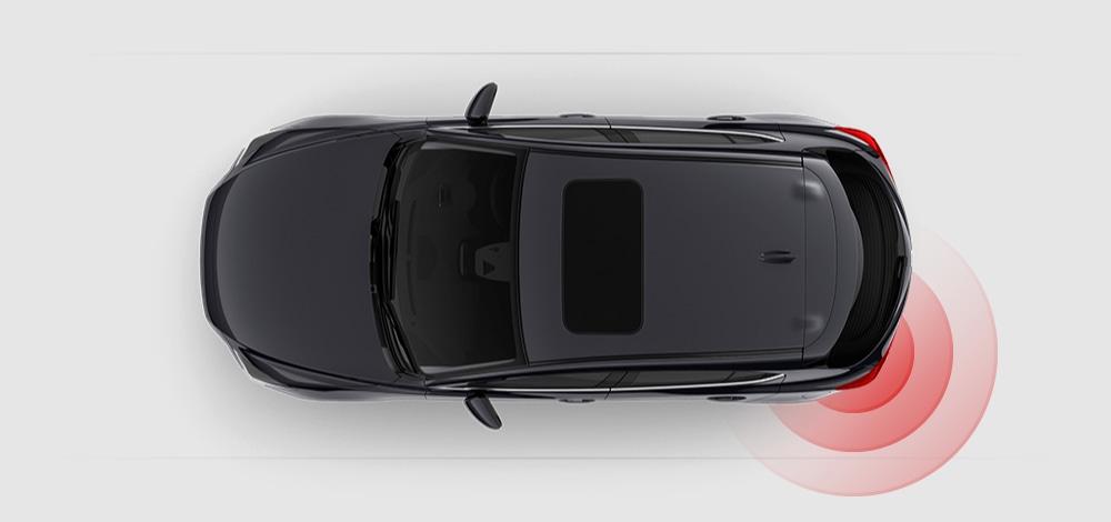 Mazda3 Safety Blind Spot Monitoring Bsm
