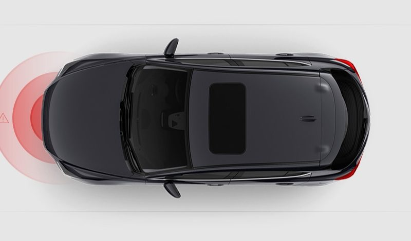 Mazda3 Safety Smart City Brake Support Scbs