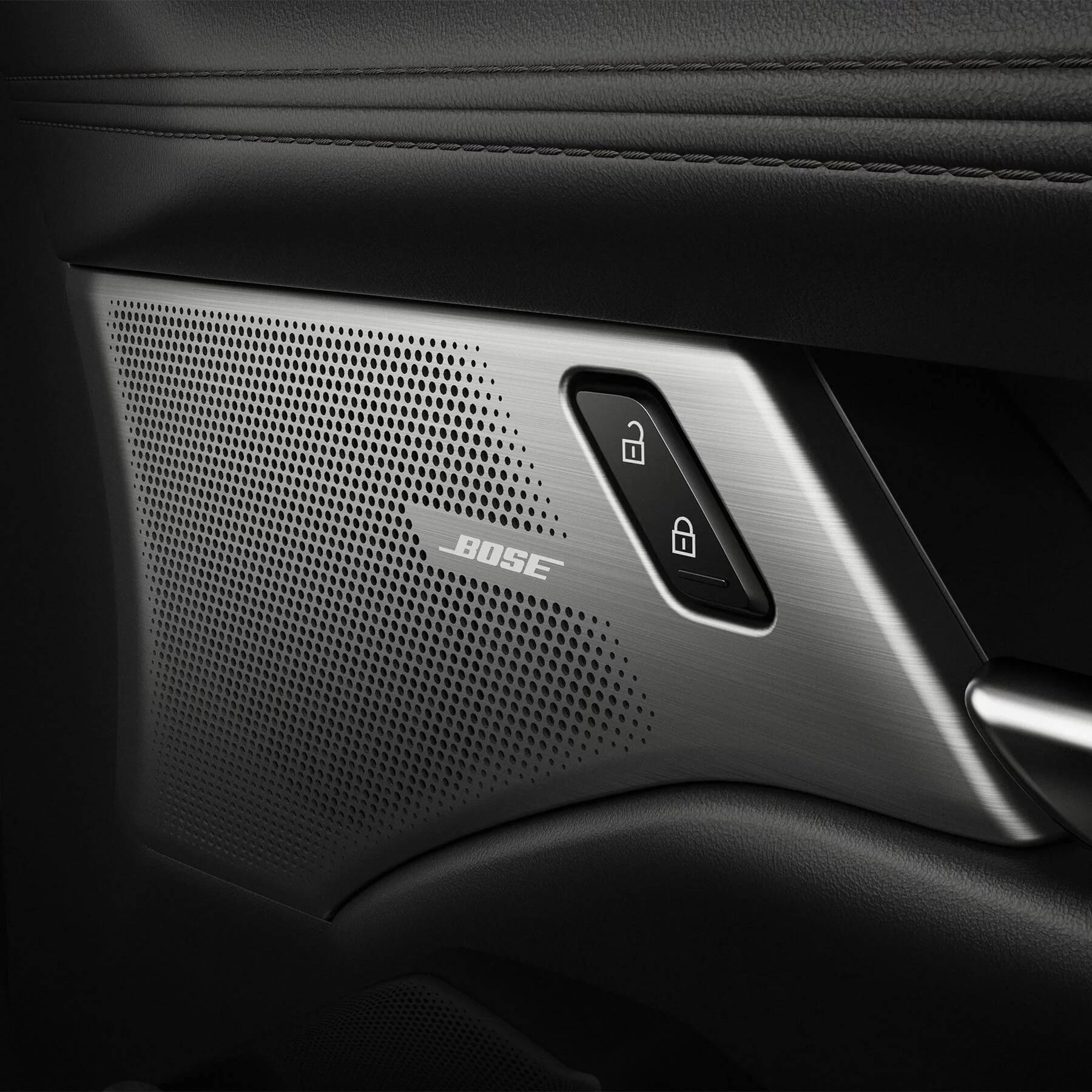 Mazda 3 Bose Stereo
