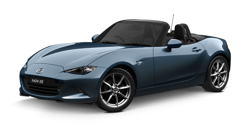 Mazda mx-5 Grade - Softtop - Roadster - GT