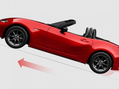 Mx5 Safety Hill Launch Assist HLA