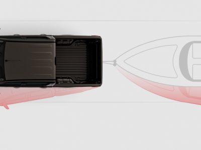 Mazda bt-50 Safety - Trailer Sway Control