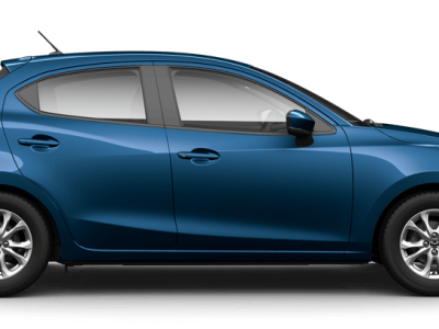 eternal blue mazda 2 hatch for perth mazda finance