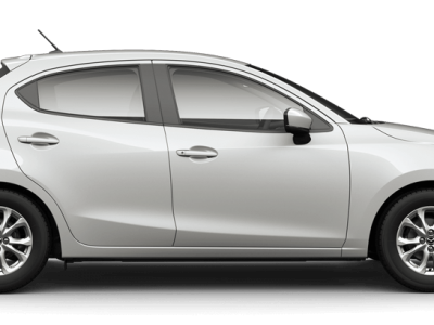 white pearl mazda 2 hatch for perth mazda finance