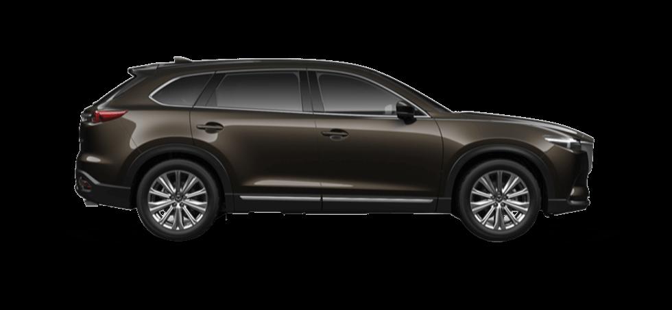 Mazda CX 9 Titanium Flash