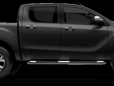 Mazda bt-50 Jet Black Mica