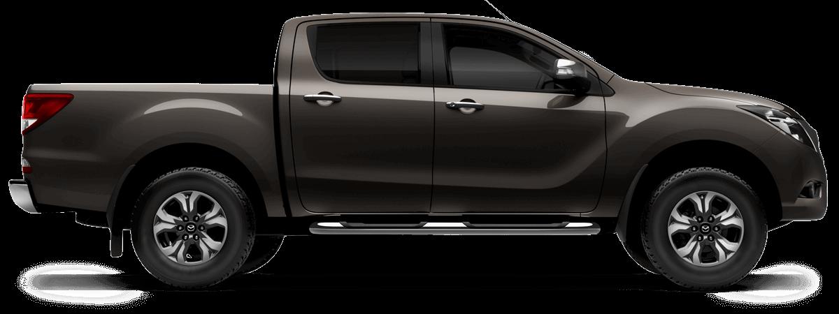 Mazda bt50- Titanium Flash Mica