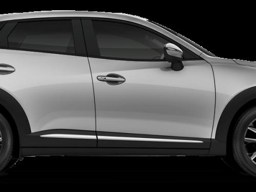 Mazda cx3-Ceramic Metallic