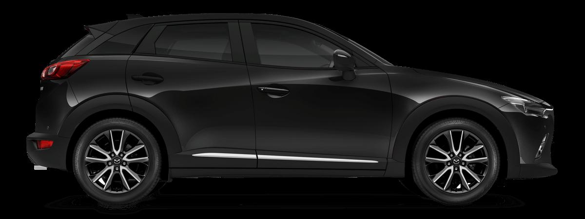 Mazda cx-3 Jet Black Mica