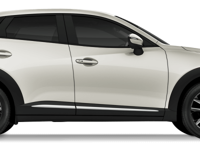 Mazda cx3 Snowflake White Pearl Mica For Sale