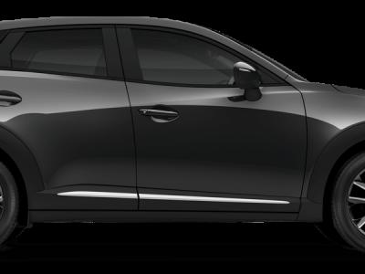 Mazda cx-3 Titanium Flash Mica
