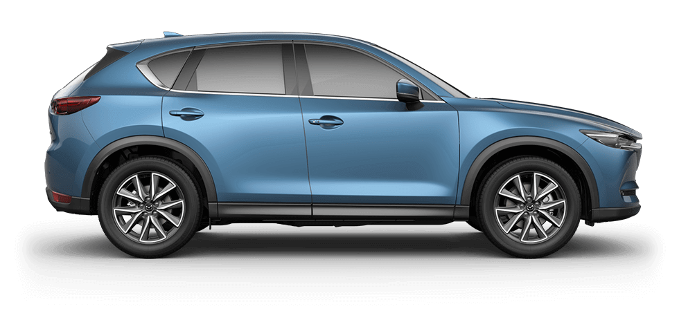 Mazda cx-5 - Eternal Blue Mica