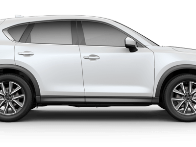 Mazda cx-5 Snowflake White Pearl Mica