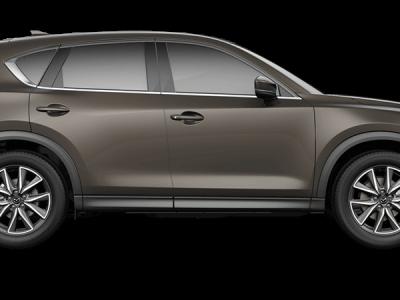 Mazda cx-5 Titanium Flash Mica