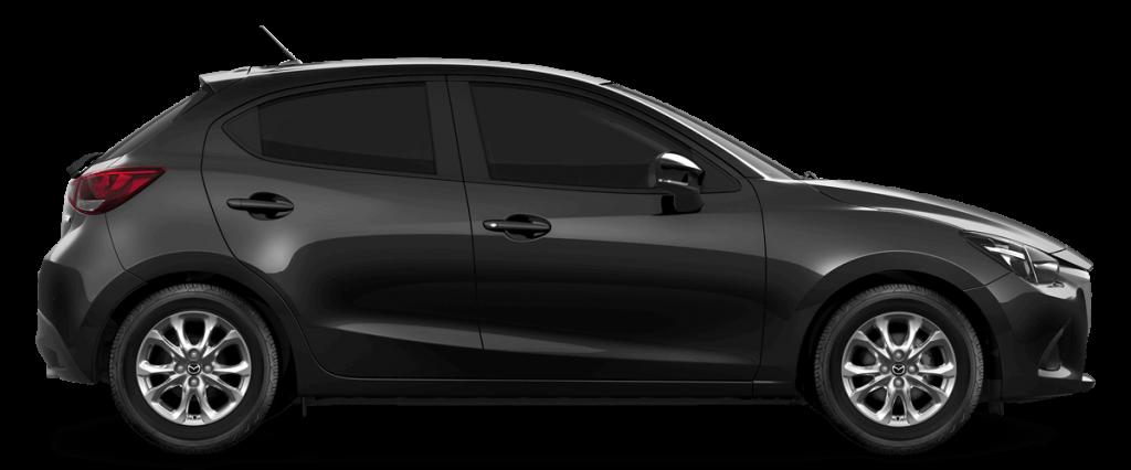 Mazda 2 - Jet Black Mica