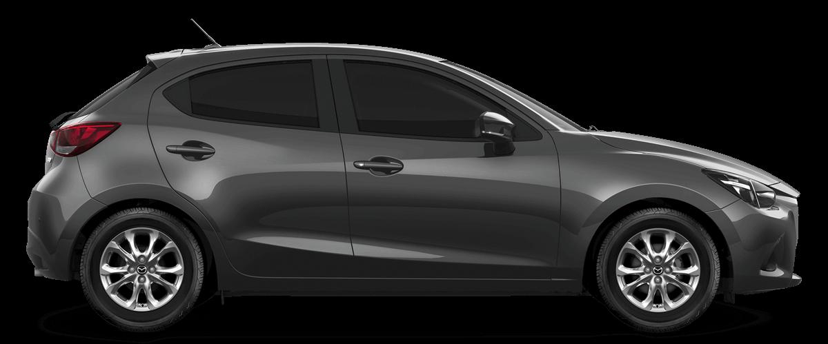 Mazda2 Meteor Grey Mica