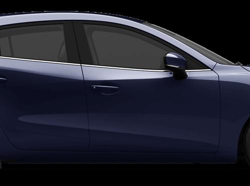 Mazda 3 - Deep Crystal Blue Mica
