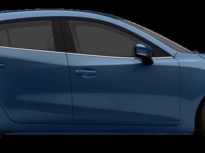 Mazda 3 - Eternal Blue Mica