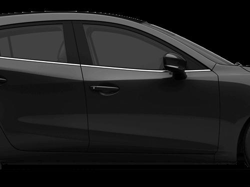 Mazda 3- Jet Black Mica