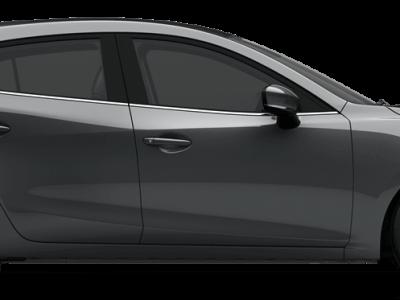 Mazda 3- Machine Grey Metallic