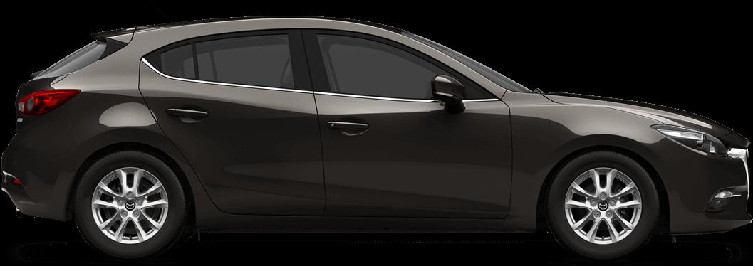 Mazda 3 - Titanium Flash Mica