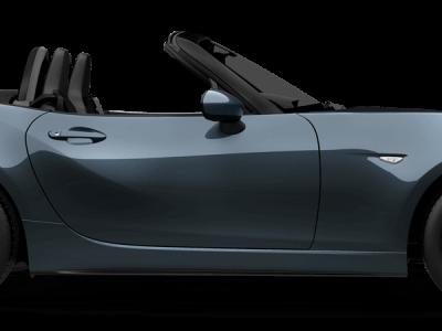 Mazda mx-5 -Blue Reflex Mica
