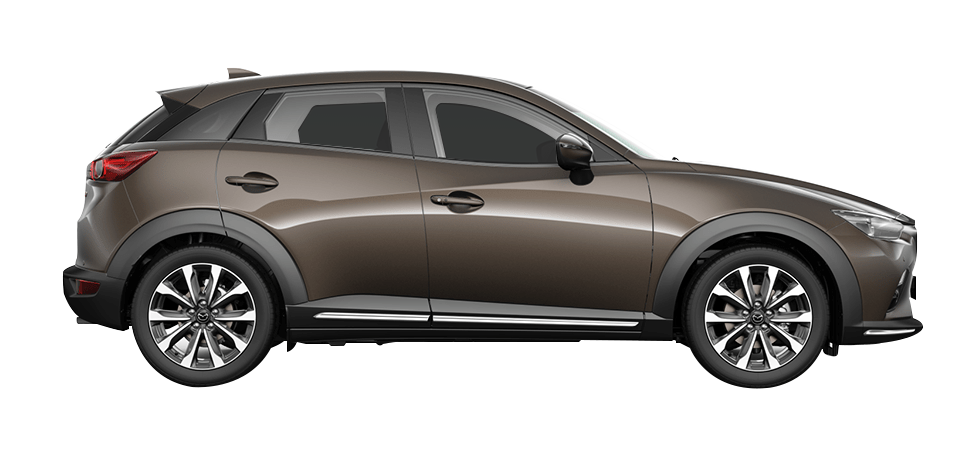 mazda cx 3 brown
