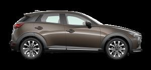 brown CX-30 Mazda dealership