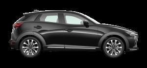 black Mazda 6