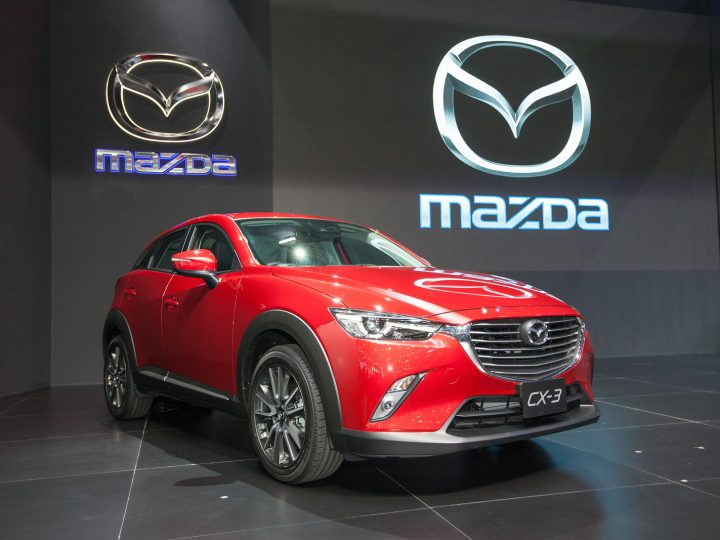 The Mazda CX-3: a review