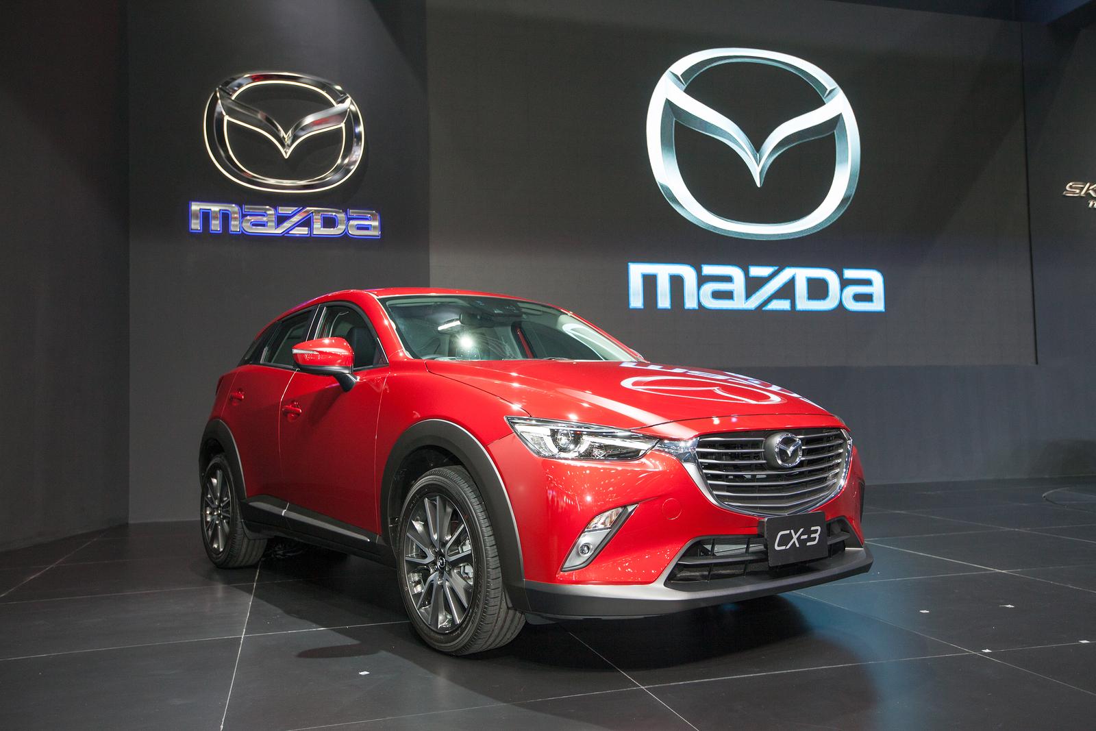 >2018 Mazda 3 Specs