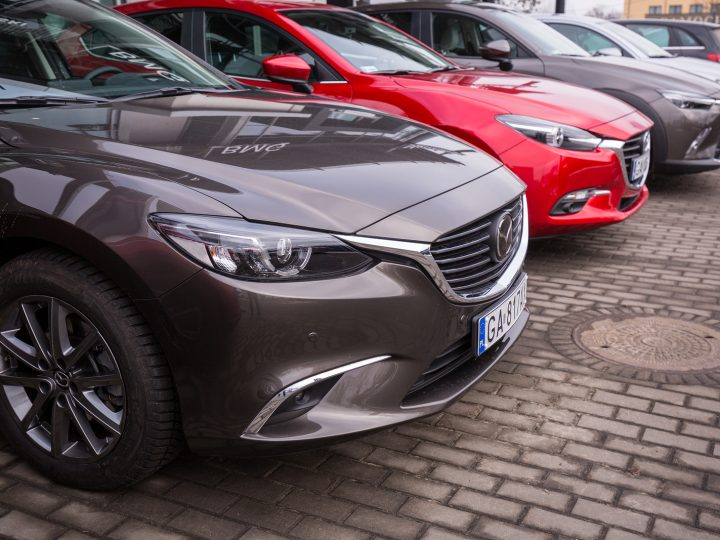 The 2018 Mazda 6 Turbo Petrol is Destined for Australia