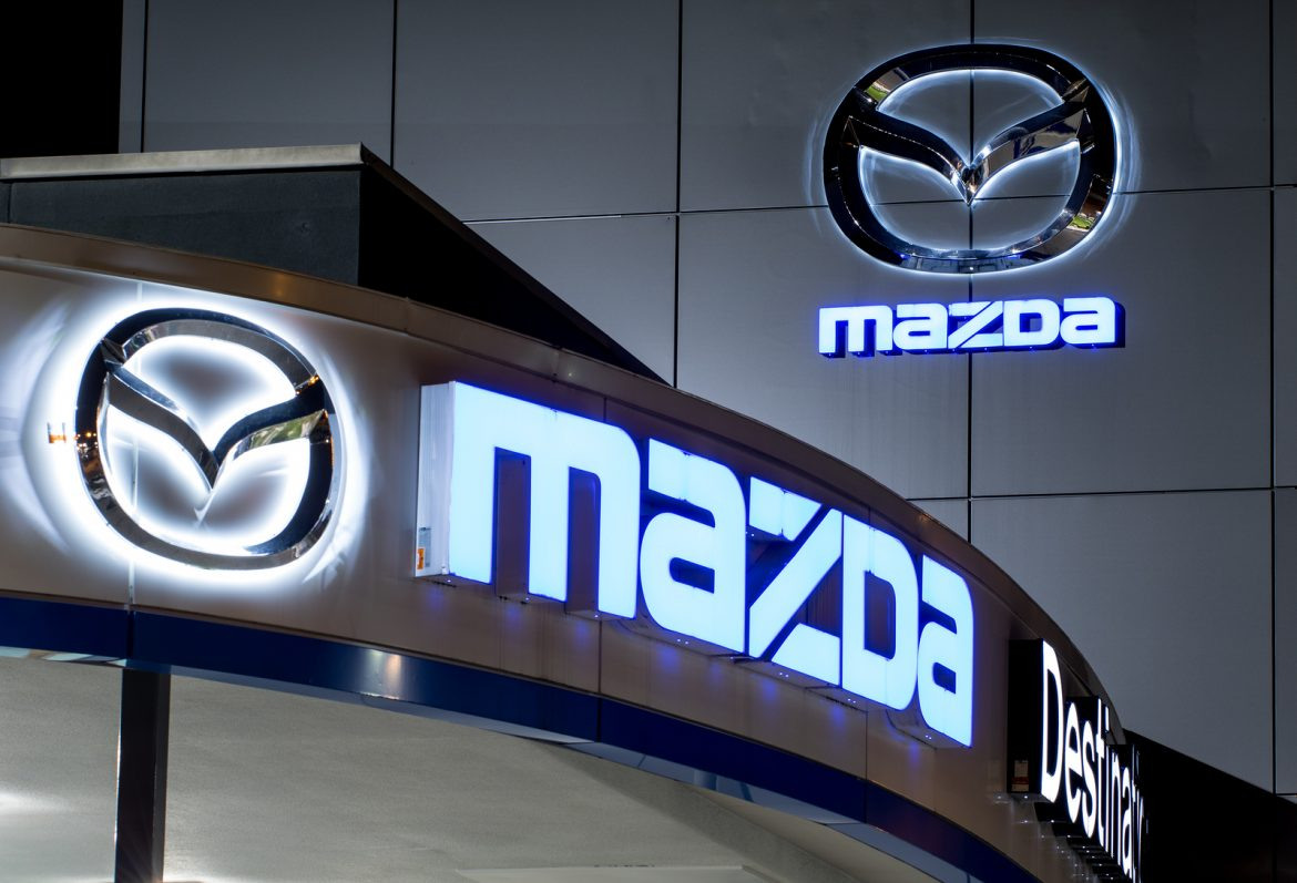 Mazda Car Dealership