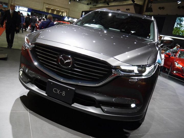 2018 CX 8 Expected at Your Local Mazda Car Dealership in July