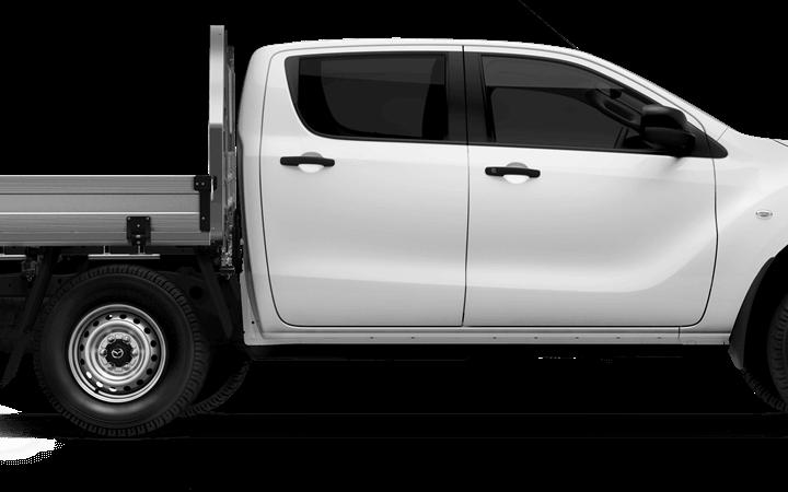 The 2018 Mazda BT-50 GT Dual Cab