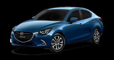 Mazda 2 Sedan GT