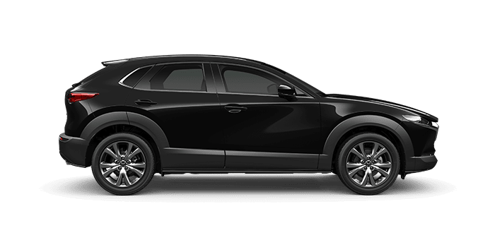 Mazda finance deals on CX-30 jet black mica
