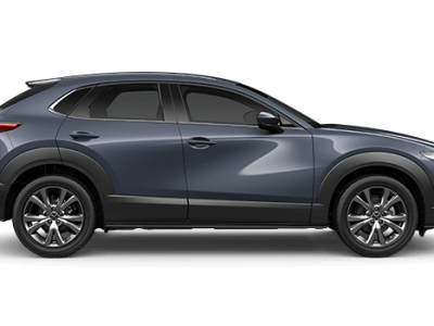 use Mazda finance to get CX-30 polymetal gray metallic